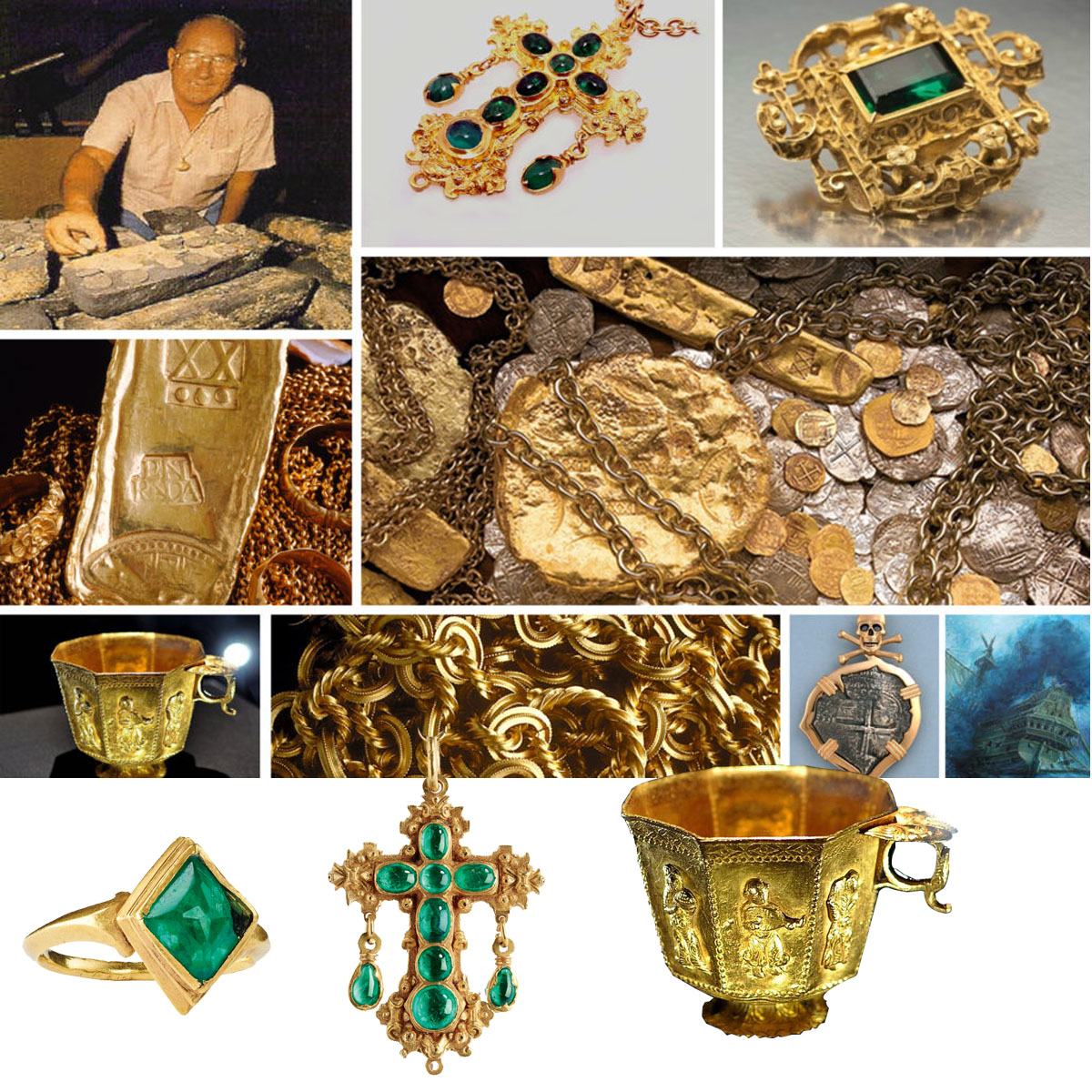 See Pirate Treasure At Mel Fisher's Museum