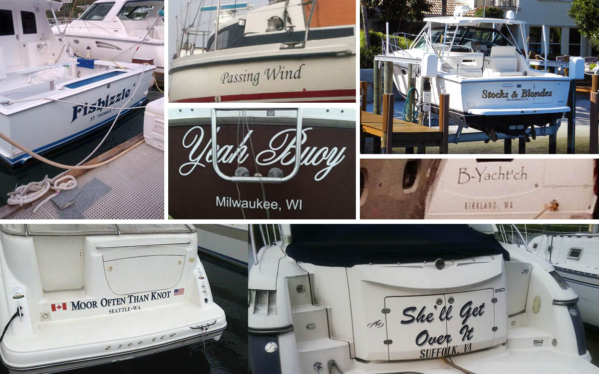 Why Do Boats Have Names